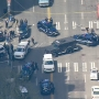 Seattle police: 2 officers shot following downtown robbery