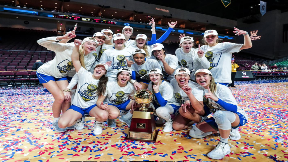 BYU women's basketball team gets 7th seed in NCAA Tournament