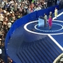 Reporter Notices Democrats Built Wall Around DNC Stage