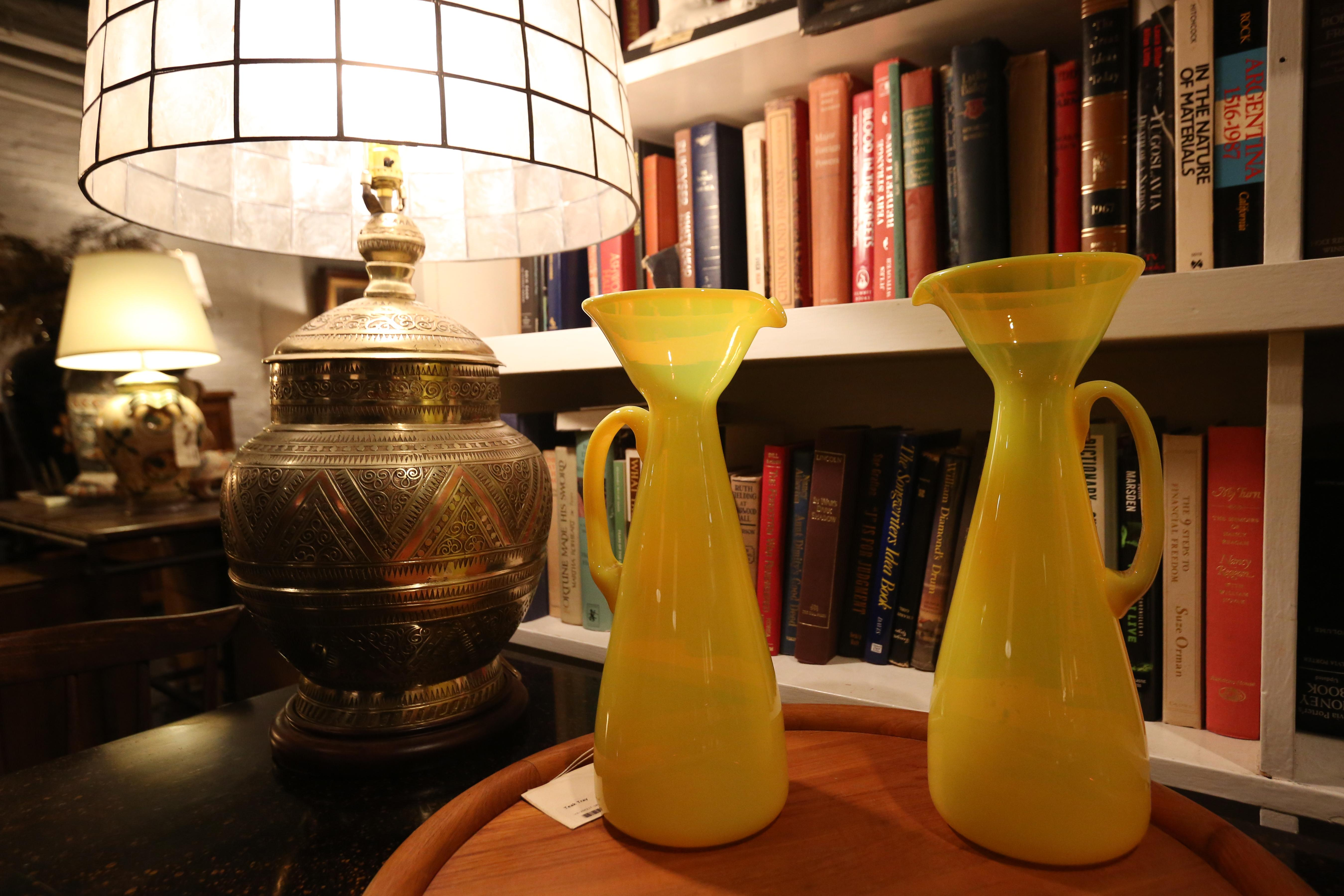 Pitcher - $28, available at GoodWood. (Amanda Andrade-Rhoades/DC Refined)