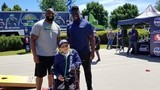 Seahawks 12 tour visits veterans in Walla Walla