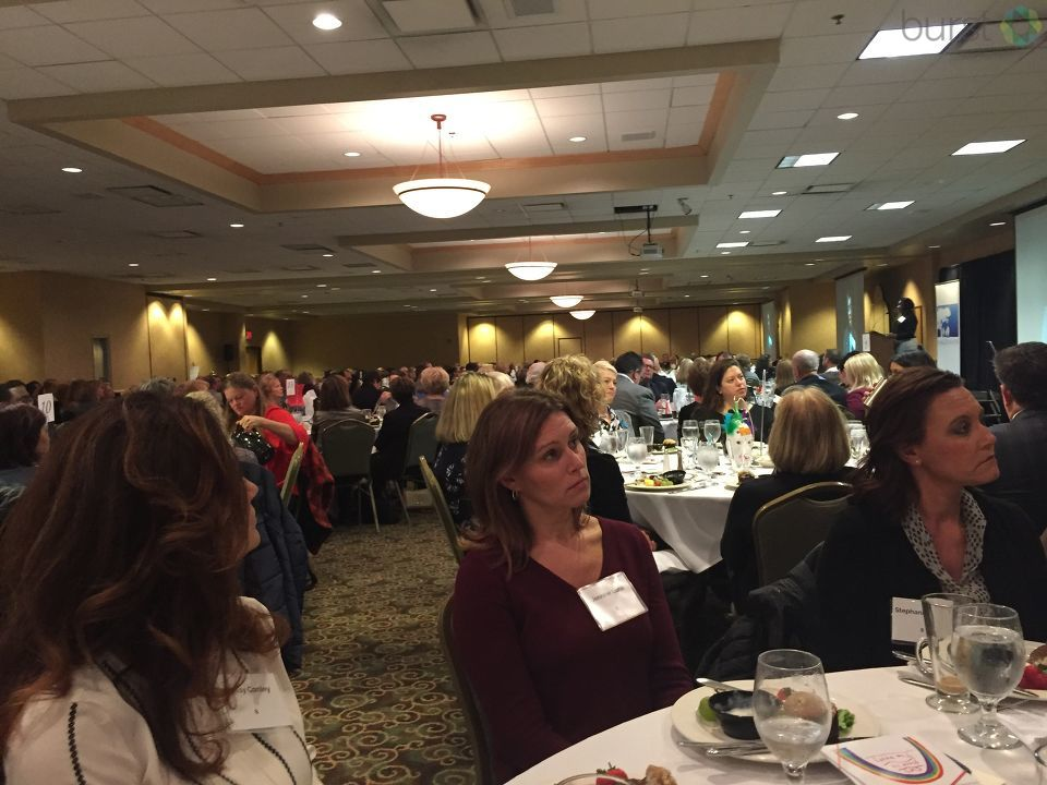 The Third Annual Healing Hearts Society Breakfast for Ele's Place of Flint was held Thursday.  (Photo: Joel Feick/WEYI/WSMH)