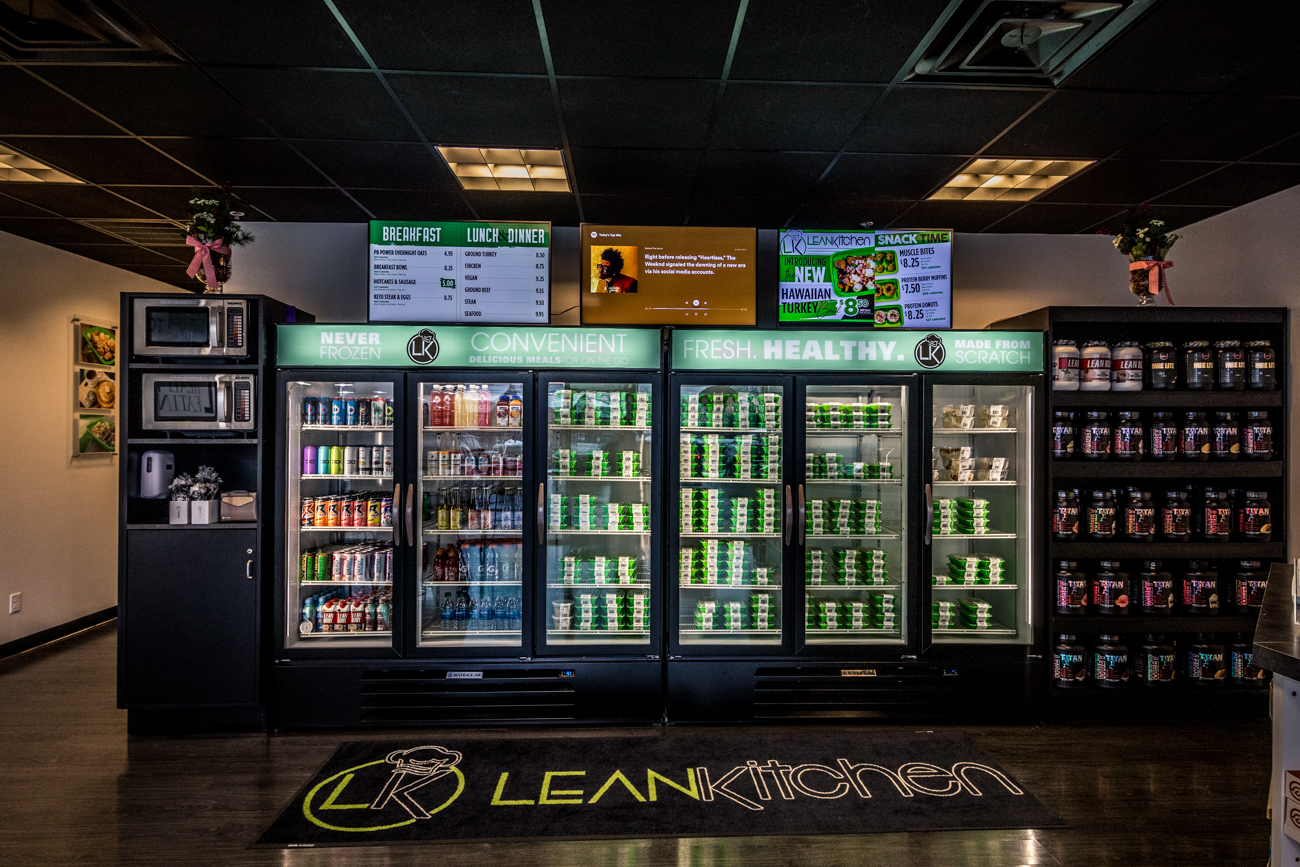 Lean Kitchen Company is a market that makes prepped meals in Madisonville. The healthy and delicious meals are made from scratch, packed with protein, and include all of the nutritional facts labeled on the package so you know exactly what's in each one. The shop also stocks energy drinks, protein drinks, smoothies, supplements, snacks, and other items that are perfect for vegan and keto diets alike. Customers can grab the food they're looking for on the go or heat it up to enjoy there. Lean Kitchen has additional locations around the US. ADDRESS: 4786 Red Bank Expressway (45227) / Image: Catherine Viox // Published: 1.5.20