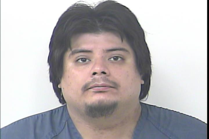Gilberto Ortiz. Image Courtesy: St. Lucie County Sheriff's Office.