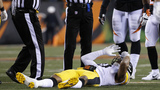 Shazier to remain in Cincinnati for treatment, more tests after back injury during game
