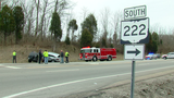 Clermont County crash sends 5 to hospital