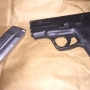 Police recover stolen gun during traffic stop