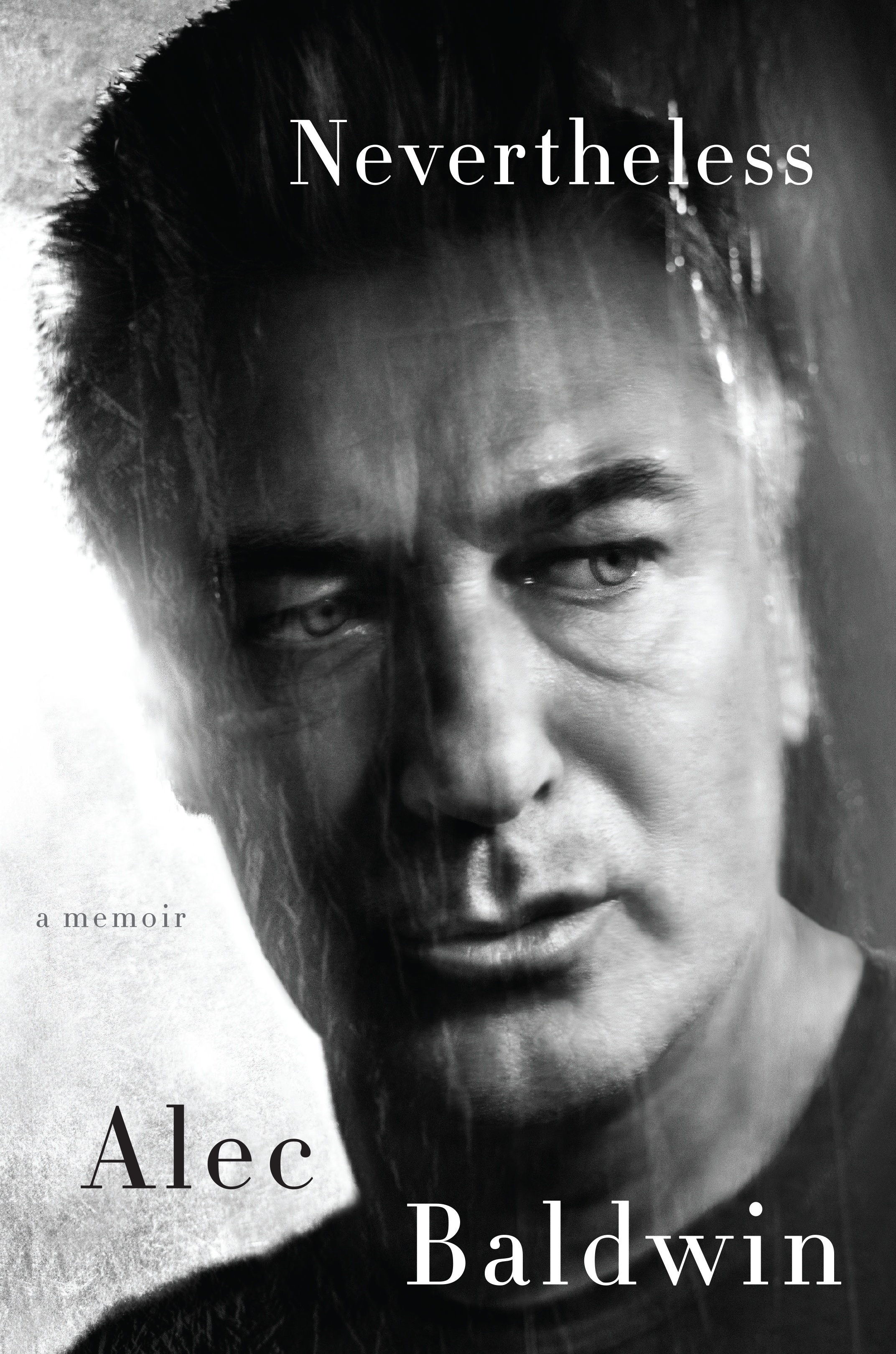 &quot;Nevertheless: A Memoir&quot; by Alec Baldwin (Image: Courtesy HarperCollins)<p></p>