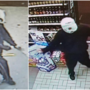Suspect in pair of armed robberies in Clay, Van Buren sought