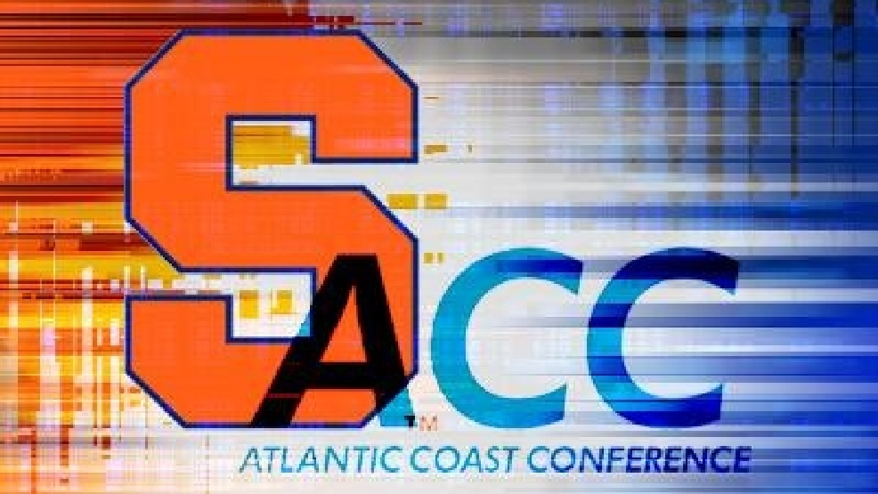 Acc Releases Syracuse Basketball Schedule Wstm
