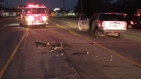 Police release ID of bicyclist killed when driver crashes into him