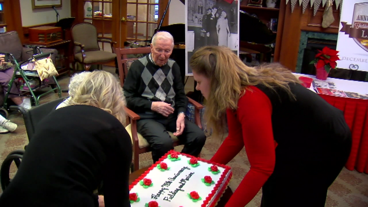 Local couple celebrate 78th wedding anniversary, say secret is to never go to bed angry (WKRC)