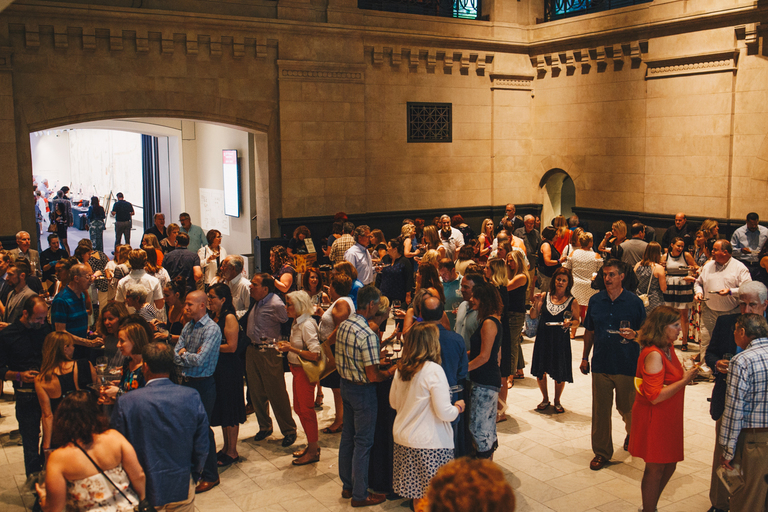 The Cincinnati Art Museum hosted its annual Taste of Duveneck event on Friday, June 8. It was the 28th year for the event, featuring a myriad of wine, beer, and delectable food options from local restaurants. And there was live entertainment by the Naked Karate Girls. / Image: Catherine Viox // Published: 6.9.18