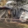 Fire destroys an Orange County family's home