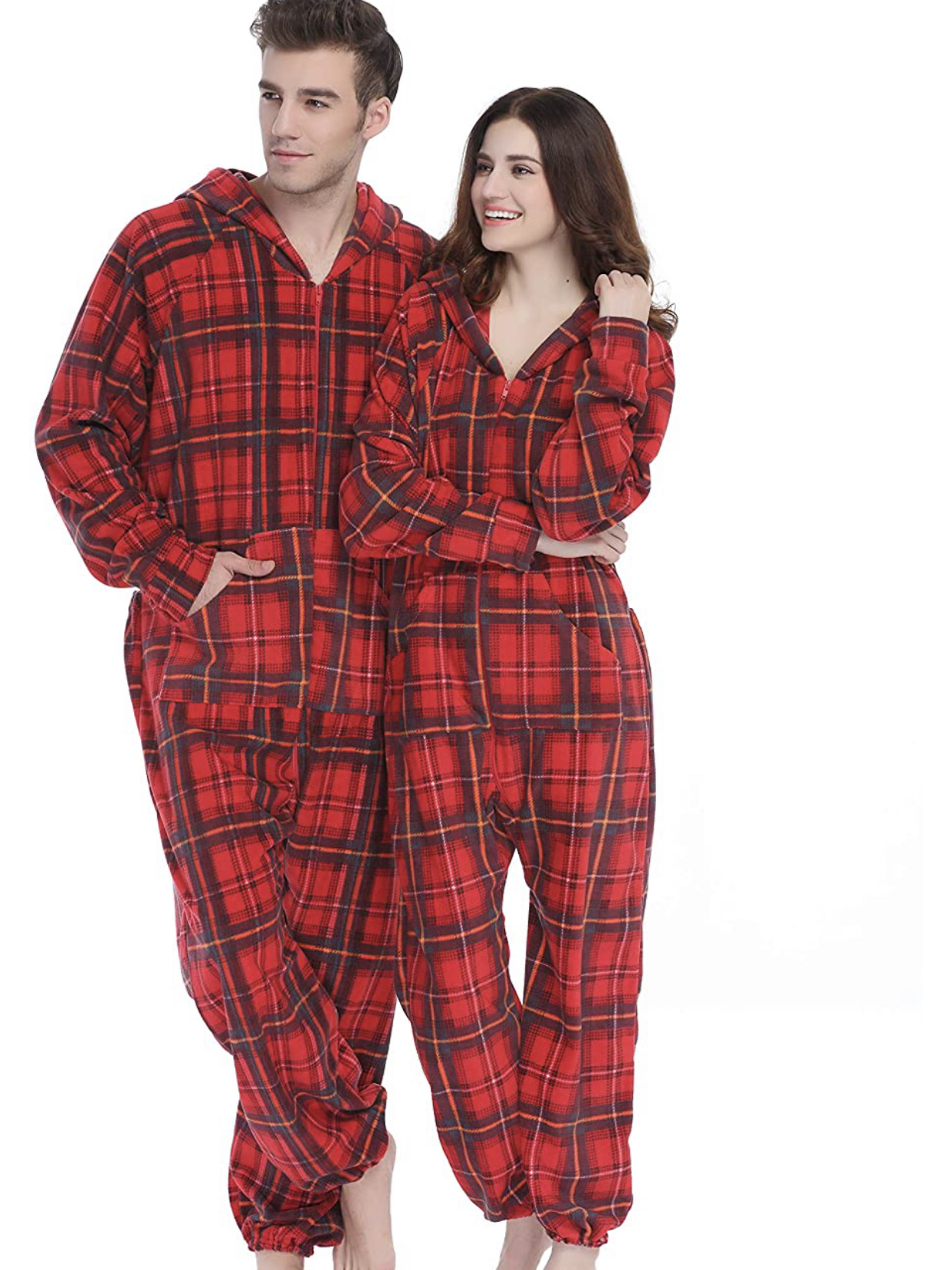 "<p>HIS and HERS.{&nbsp;}{&nbsp;}<a  href=""https://www.amazon.com/XMASCOMING-Womens-Hooded-Fleece-Pajamas/dp/B01KBDVKH2/ref=sxin_15_ac_m_rm?ac_md=0-0-bWF0Y2hpbmcgY2hyaXN0bWFzIHBqcyBmb3IgY291cGxlcw%3D%3D-ac_d_rm&cv_ct_cx=matching+christmas+pjs+for+couples&dchild=1&keywords=matching+christmas+pjs+for+couples&pd_rd_i=B01KBDVKH2&pd_rd_r=23d1dccb-0a24-4573-97c6-0bfe1b81df89&pd_rd_w=PHtsW&pd_rd_wg=IbsRK&pf_rd_p=8434de5f-bf35-4dd2-8673-19b1e67d68d4&pf_rd_r=EG4PK37KCZ1SYRSQ5TBX&psc=1&qid=1606623944&sprefix=match&sr=1-1-87203c69-9404-44ba-aa52-290406ffe53a"" target=""_blank"" title=""https://www.amazon.com/XMASCOMING-Womens-Hooded-Fleece-Pajamas/dp/B01KBDVKH2/ref=sxin_15_ac_m_rm?ac_md=0-0-bWF0Y2hpbmcgY2hyaXN0bWFzIHBqcyBmb3IgY291cGxlcw%3D%3D-ac_d_rm&cv_ct_cx=matching+christmas+pjs+for+couples&dchild=1&keywords=matching+christmas+pjs+for+couples&pd_rd_i=B01KBDVKH2&pd_rd_r=23d1dccb-0a24-4573-97c6-0bfe1b81df89&pd_rd_w=PHtsW&pd_rd_wg=IbsRK&pf_rd_p=8434de5f-bf35-4dd2-8673-19b1e67d68d4&pf_rd_r=EG4PK37KCZ1SYRSQ5TBX&psc=1&qid=1606623944&sprefix=match&sr=1-1-87203c69-9404-44ba-aa52-290406ffe53a"">Shop the look</a>.{&nbsp;} (Image: Amazon){&nbsp;}</p>"