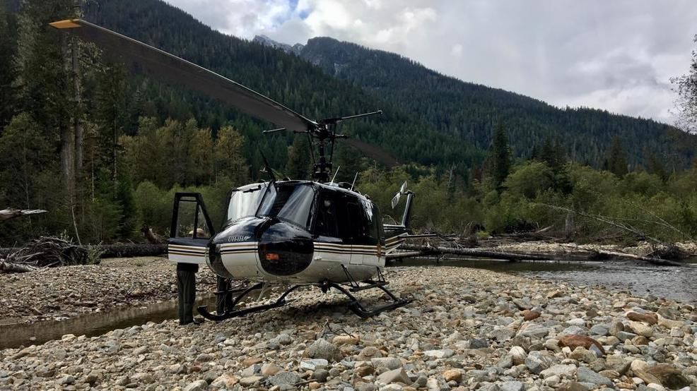 Rescue crews save two hikers who fell along Pacific Crest Trail