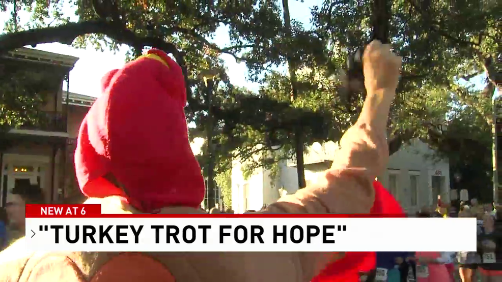 (WPMI) How Mobile's annual Turkey Trot for Hope helps local families