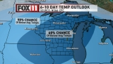 April is ending with cool temps. How will May shape up?