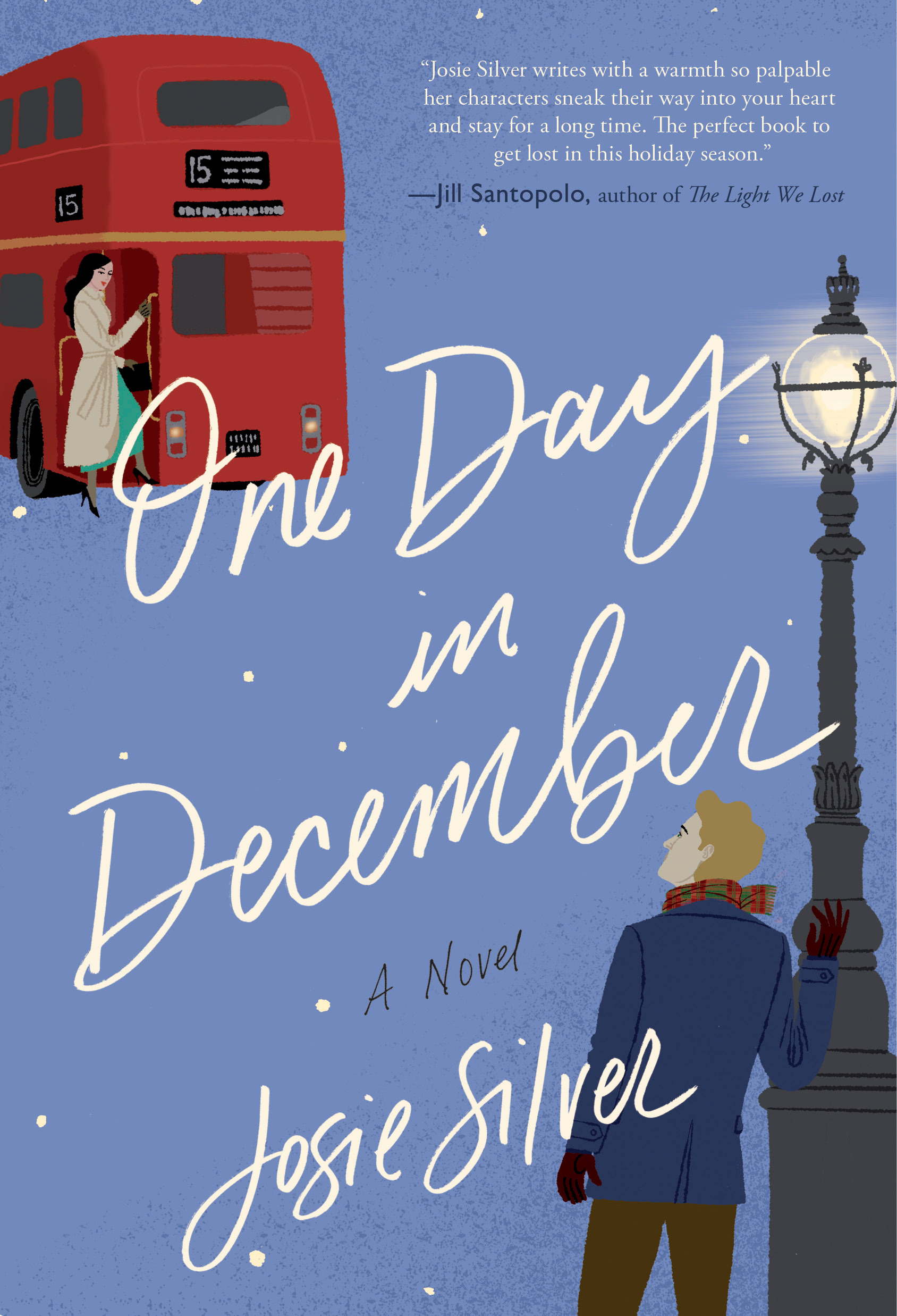"""One Day in December"" by Josie Silver(Image: Courtesy Broadway Books)"