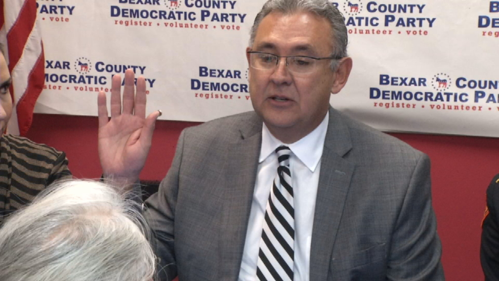 Attorney Joe Gonzales Announces Run For Bexar County