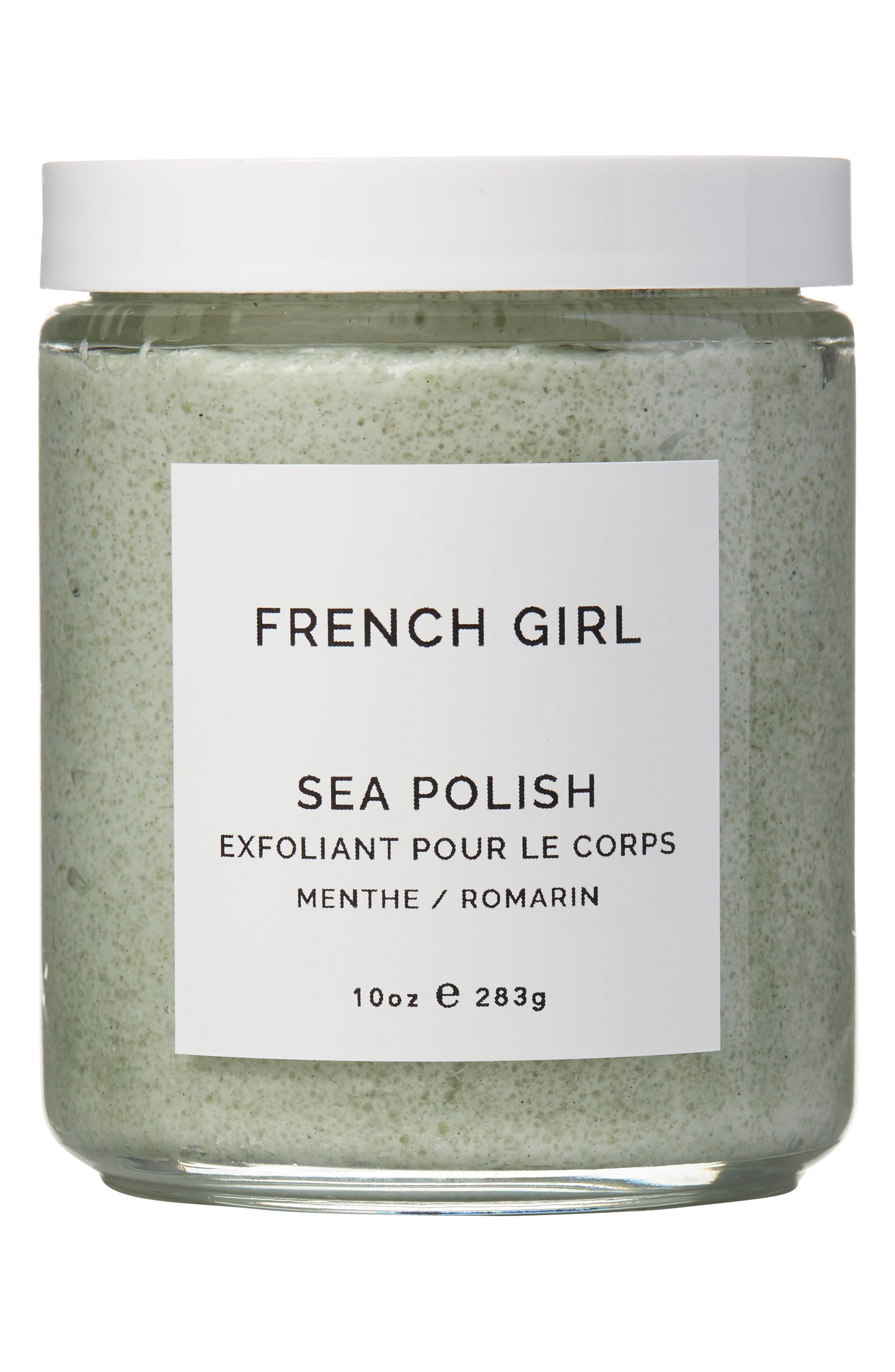French Girl Organics Sea Polish Menthe / Romarin - $38. More info at Nordstrom.com/POP (Image: Nordstrom)