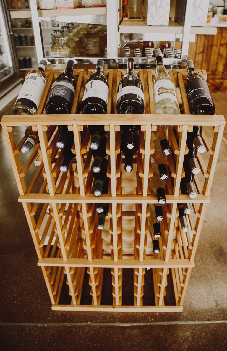 Harvest Market in old Milford's charming downtown Main Street district sells fresh produce, locally sourced products, and various other healthy living and organic foods. It's regarded as a modern mom and pop convenience store owned and operated by Ben and Maureen Redman. With the exception of Monday, it opens at 8 a.m. ADDRESS: 308 Main Street (45150) / Image: Brianna Long // Published: 7.30.18