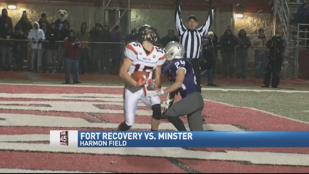 Minster avenges loss to Fort Recovery, Wildcats win regional title