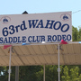 Wahoo Saddle Club PRCA Rodeo show kicks off this weekend