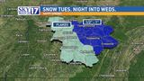 Snow possible for middle Tennessee; freeze warning, winter weather advisory issued