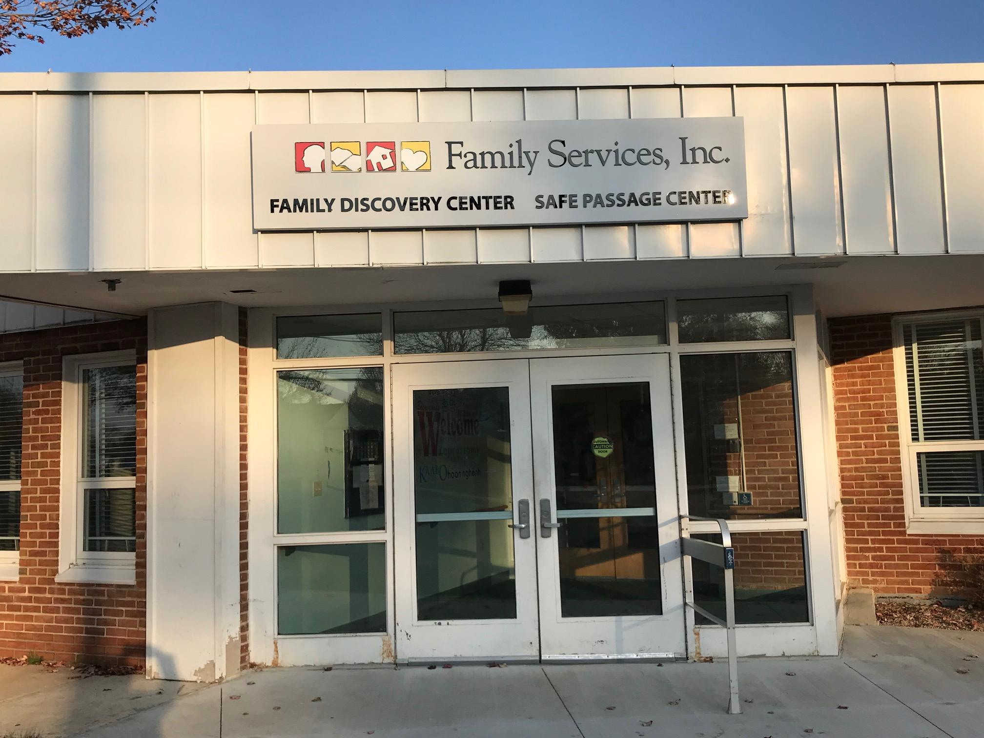 Safe Passage Center opening in Montgomery Co. to protect families in 'parental conflict' . (Family Services, Inc.)
