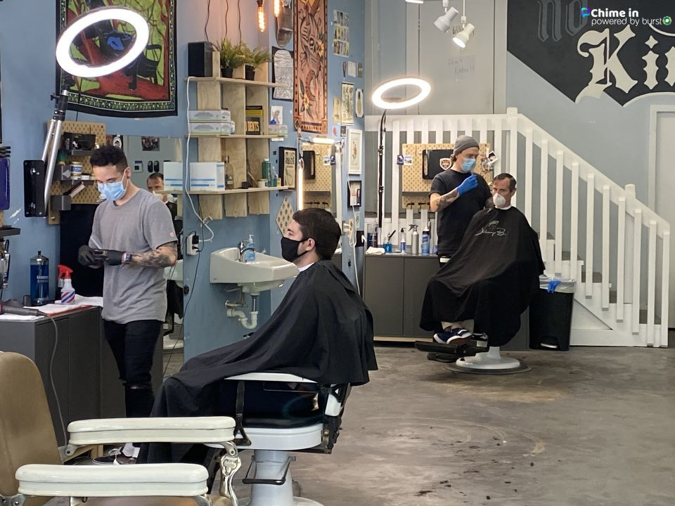 FILE - People have been desperate to get a haircut after barbershops and salons were closed for two months due to the coronavirus pandemic. Now they are allowed to open but under strict rules. (WSYX/WTTE)