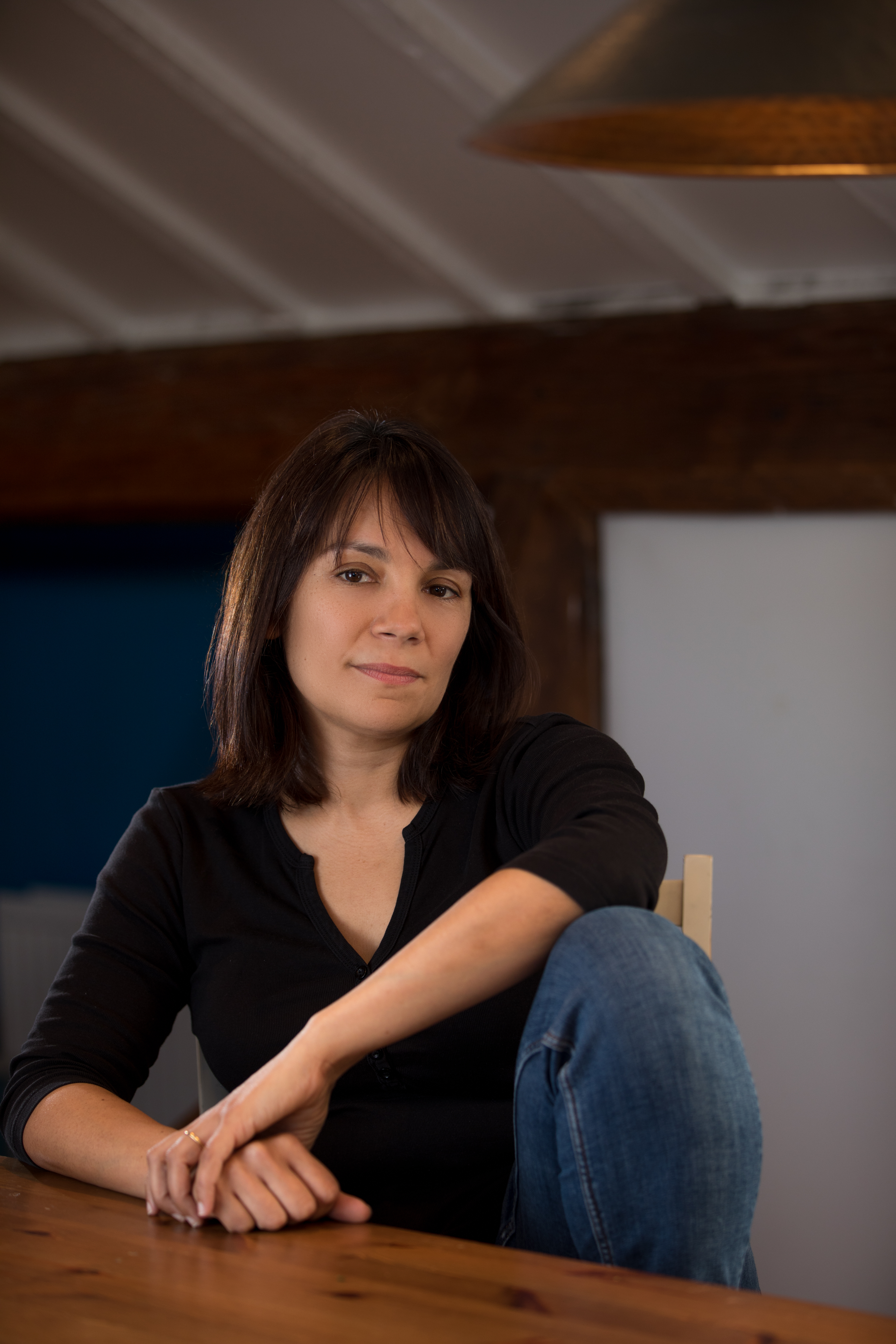 "Claire Adam, author of ""Golden Child"" (Image: Tricia Keracher-Summerfield)"