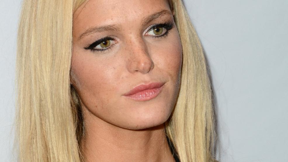 Supermodel Erin Heatherton blames depression on pressure ...