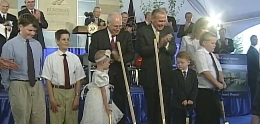 Jon Huntsman, Utah billionaire, philanthropist dies at 80 (Photo: KUTV)