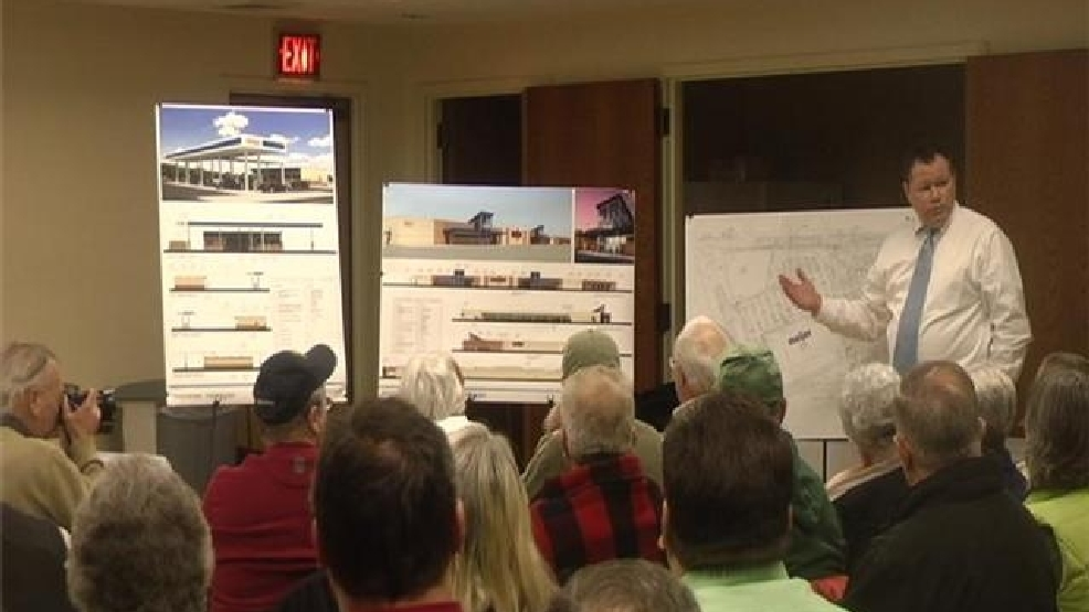Manistee residents weigh in on possible Meijer move-in   WPBN