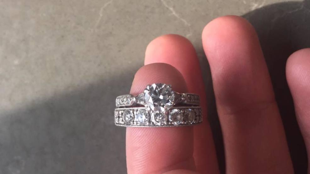Police Missing wedding ring found at U2 concert at Gillette Stadium