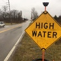 High water in spots as Dayton area under a flood warning