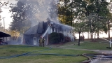Bessemer family loses home on Elm Street SW in Saturday afternoon fire