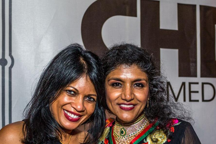 Monika Rathnayake and Laksmo Sammarco / Image: Catherine Viox{ }// Published: 9.14.19