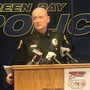 Green Bay police chief proposes armed security officer in each school