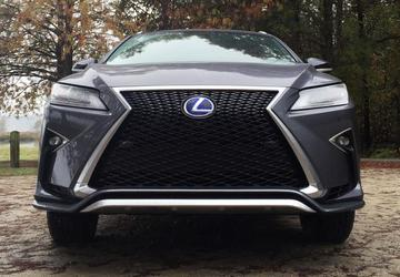 Lexus tops vehicle dependability study for 7th straight year