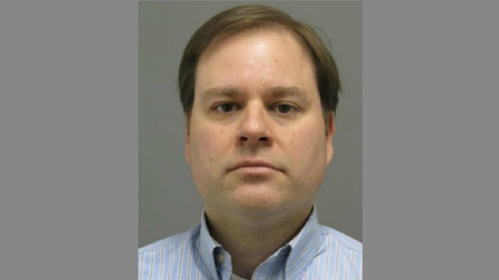 A Virginia counselor was arrested for sending sexually explicit messages to a 17-year-old girl, who he had an inappropriate relationship with, according to Prince William County Police. (Prince William County Police)