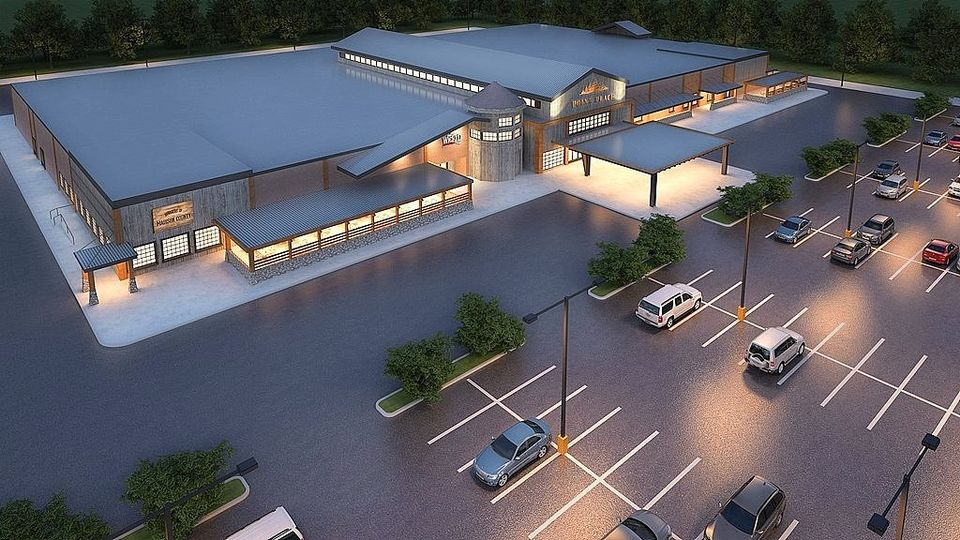 Rendering photos of what Point Place Casino is expected to look like / Photo courtesy: Oneida Nation