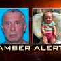 7-month-old girl found safe; suspect in Amber Alert arrested