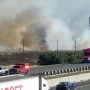 I-5 NB shutdown at exit 260 for brush fire in Salem