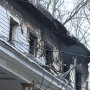Fire displaces several families in Coal Twp.