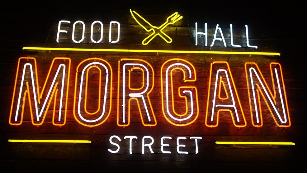 Morgan St. Food Hall
