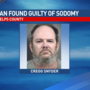 Jury finds Rolla man guilty of statutory sodomy