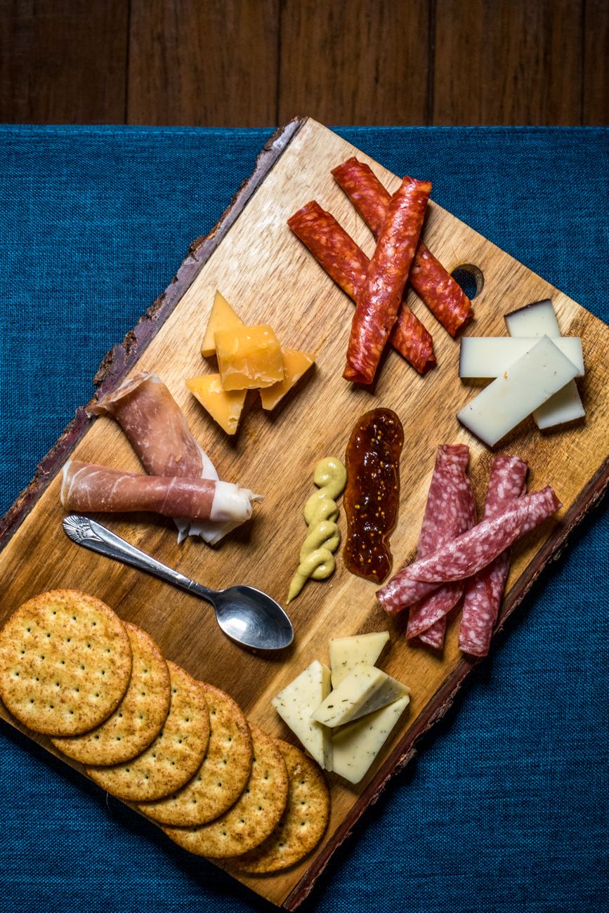 Charcuterie / Image: Catherine Viox{ }// Published: 7.18.20