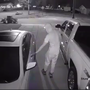 Would-be car burglar caught on camera in Myrtle Grove